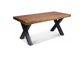 Table en teck Oregon 220 cm - CASITA