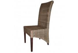 Chaise en rotin - BORNÉO CASITA
