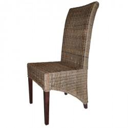 Chaise en rotin Bornéo - CASITA