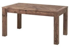 Table à manger l.150 cm en pin Kyrwood - Casita
