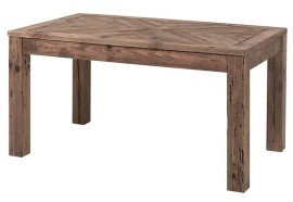 Table à manger l.200 cm en pin Kyrwood - Casita