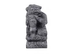 Statue de jardin Bouddha Relax 60 cm - Côté Gauche