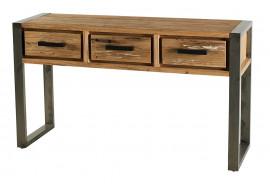 Console en bois & métal Toronto 140 cm - CASITA