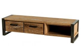Meuble TV en bois & métal Toronto - CASITA