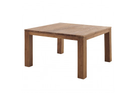 Table carrée en teck Borneo 140 cm - CASITA
