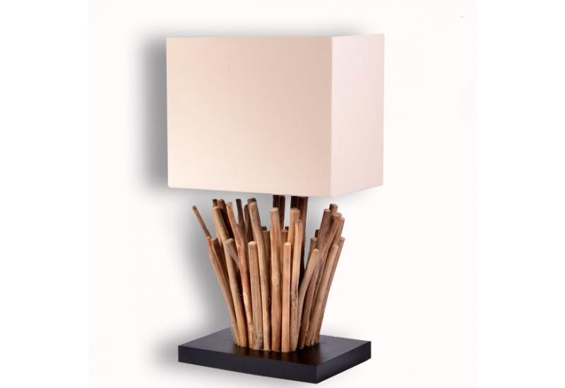 lampe bois flotte mirua sejour 5 Élégant Lampe Sejour Kgit4