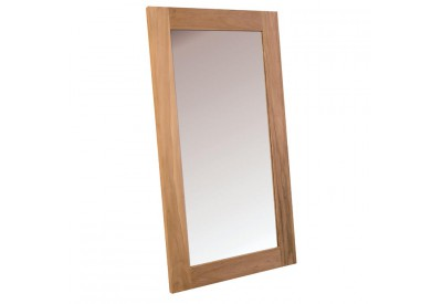 Miroir en teck Borneo L 150 cm - CASITA