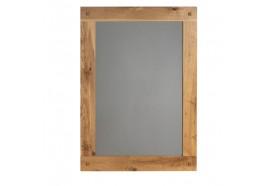 Miroir L 110 cm en chêne LODGE CASITA