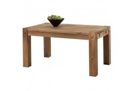 Table L 1m50 en chêne LODGE CASITA