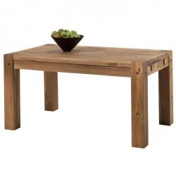 Table en chêne Lodge L 150 cm - CASITA