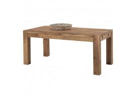 Table L 1m80 en chêne LODGE CASITA