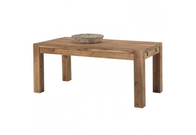 Table en chêne Lodge L 180 cm - CASITA
