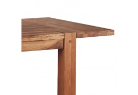 Allonge L 120 cm en chêne pour table LODGE CASITA
