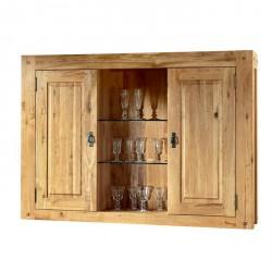 Vaisselier en chêne Lodge L 150 cm - CASITA